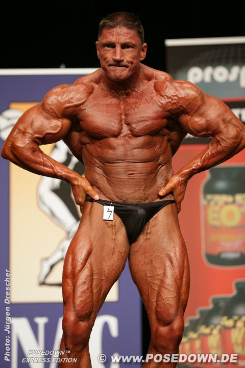 steroids in bodybuilding competitions